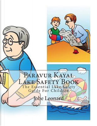 Paravur Kayal Lake Safety Book by Jobe Leonard