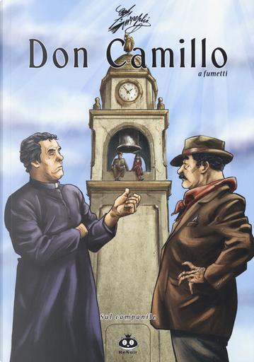 Don Camillo a fumetti vol. 17 by Davide Barzi