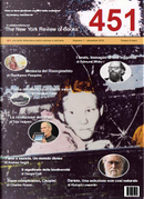451 n. 1 by Andrea Segrè, Charles Rosen, Christian Caryl, Edmund White, G.W. Bowersock, Gianfranco Pasquino, Giorgio Celli, Michela Nacci, Pino Ninfa, Richard Lewontin, Sanford Schwartz, Sue Halpern