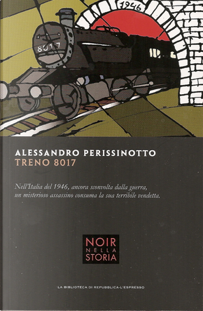Treno 8017 by Alessandro Perissinotto