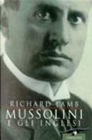 Mussolini e gli inglesi by Richard Lamb