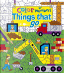 Color by Numbers Things That Go by Arcturus Publishing