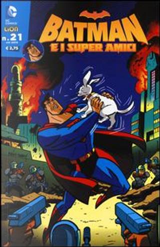 Batman e i superamici by Evan Dorkin
