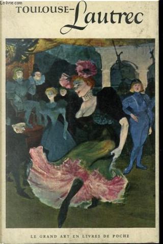 Henri de Toulouse-Lautrec by Pierre Du Colombier