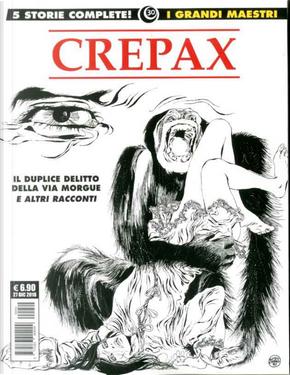 I grandi maestri n. 30 by Guido Crepax
