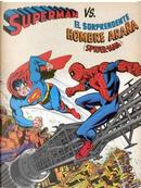 Supermán vs. El sorprendente hombre araña by Gerry Conway