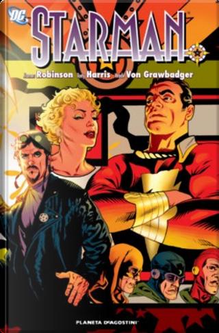 Starman #4 (de 6) by David S. Goyer, James Robinson, Jerry Ordway