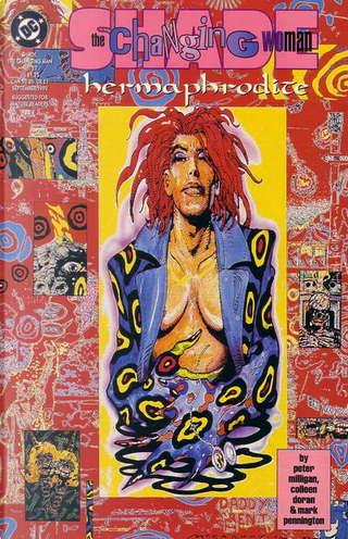 Shade, the Changing Man Vol.2 #27 by Peter Milligan