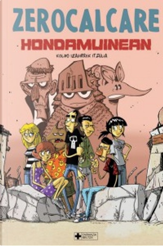 Hondamuinean by Zerocalcare