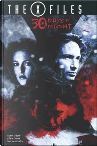 The X-Files / 30 Days of Night by Steve Niles