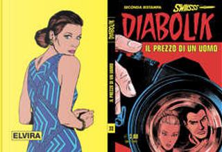 Diabolik Swiisss n. 313 by Angela Giussani, Luciana Giussani