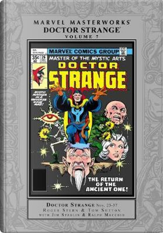 Marvel Masterworks Doctor Strange 7 by Roger Stern