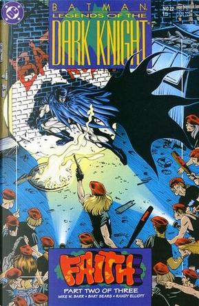 Batman: Legends of the Dark Knight n. 22 by Mike W. Barr