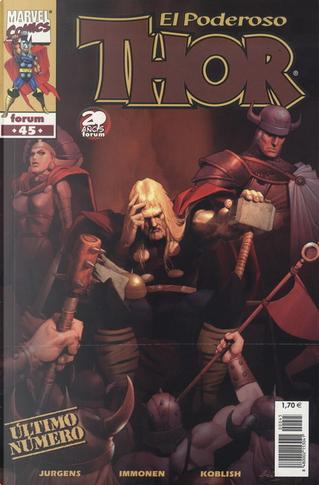 Thor Vol.4 #45 (de 45) by Dan Jurgens, Dan Jurgens, Dan Jurgens