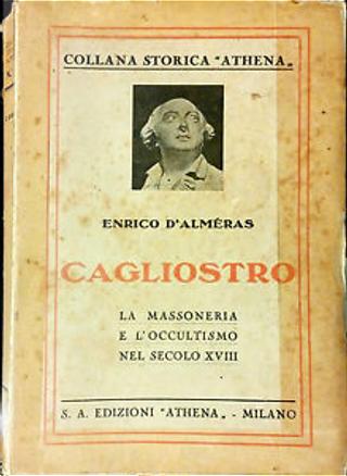 Cagliostro by Henri d'Alméras