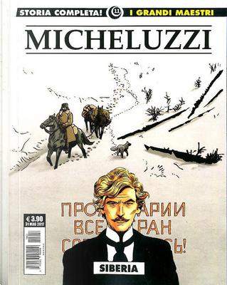I grandi maestri n. 11 by Attilio Micheluzzi