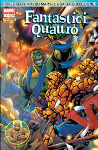 Fantastici Quattro n. 264 by Dan Slott, J. Michael Straczynski