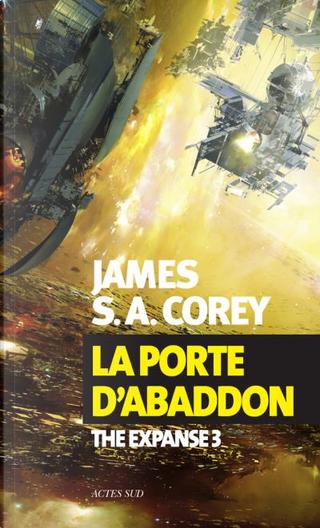 La porte d'Abaddon by James S. A. Corey