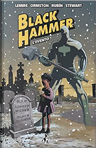 Black Hammer vol. 2 by Jeff Lemire