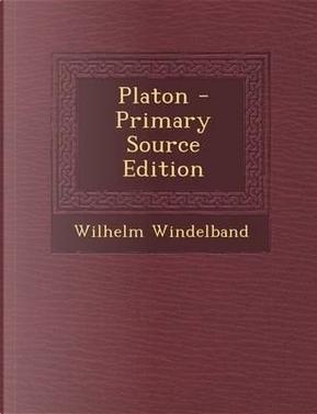Platon by Wilhelm Windelband