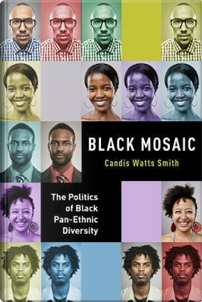 Black Mosaic by Candis Watts Smith