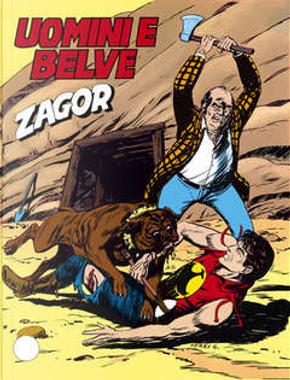Zagor n. 331 (Zenith n. 382) by Ade Capone, Bepi Vigna, Renato Queirolo