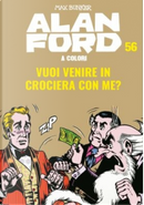 Alan Ford a Colori n. 56 by Max Bunker