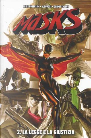 Masks vol. 2 by Chris Roberson