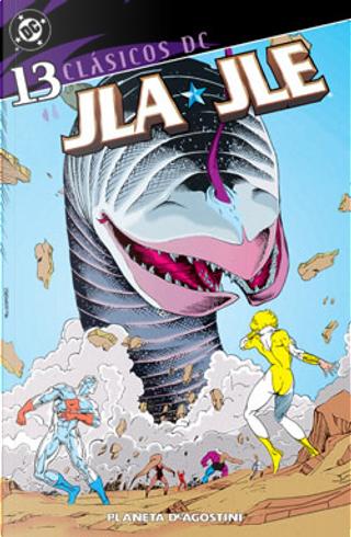 Clásicos DC: JLA/JLE #13 (de 18) by Gerard Jones, J. M. DeMatteis, Joey Cavalieri, Keith Giffen, Kevin Dooley, Mark Waid, William Messner-Loebs, Will Jacobs
