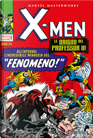 Marvel Masterworks: X-Men vol. 2 by Stan Lee, Roy Thomas