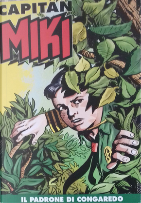 Capitan Miki n. 79 by Cristiano Zacchino