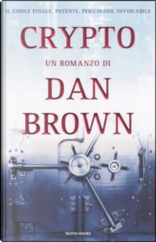 Crypto by Dan Brown
