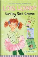 Gooney Bird Greene 3 Books in 1! by Lois Lowry