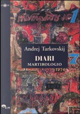 Diari by Andrej Tarkovskij