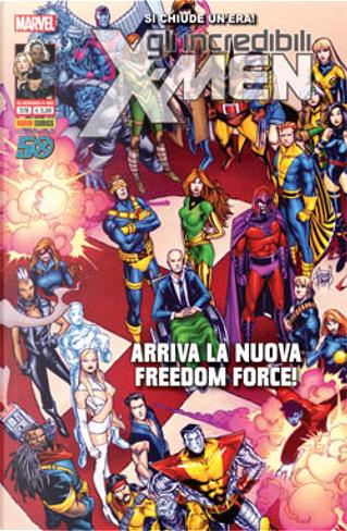 Gli incredibili X-Men n. 278 by Guillermo Mogorron, Michael Higgins, Dave Cockrum, Lorenzo Ruggiero, Joe Rubinstein, Jefte Palo, Andres Mossa, Seth Peck