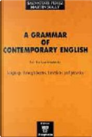 A Grammar of Contemporary English by