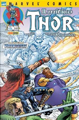 Thor n. 46 by Dan Jurgens, Ivan Reis, Joe Bennett, Kurt Busiek, Randy Emberlin, Tom Palmer