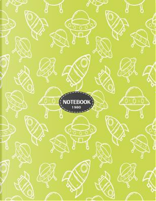 Notebook 1980 by magic lover