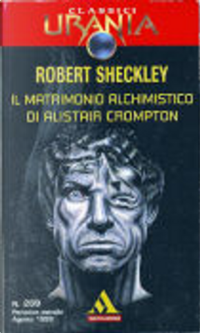 Il matrimonio alchimistico di Alistair Crompton by Robert Sheckley