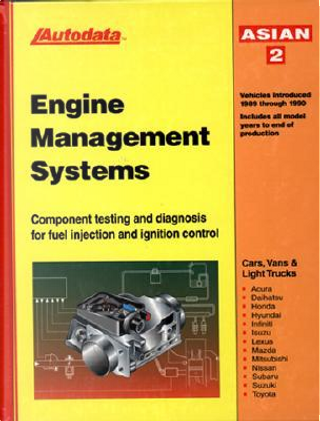 Asian Engine Management Systems, 1986-96 by Autodata