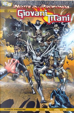 Giovani Titani vol. 03 by Bryan Q. Miller, Joe Bennett, Sean McKeever, Yildiray Cinar