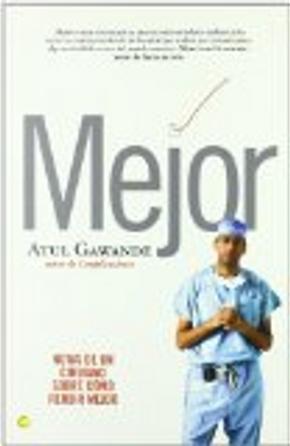 Mejor by Atul Gawande