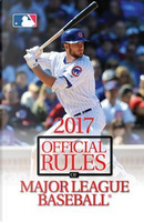 Official Rules of Major League Baseball 2017 by Triumph Books