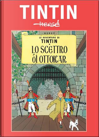 Le avventure di Tintin n. 8 by Hergé