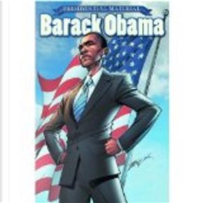 Presidential Material Flipbook by Andrew Helfer, Jeff Mariotte, Stephen Thompson, Tom Morgan
