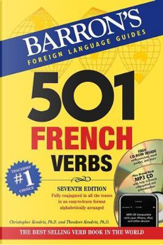 501 french verbs with CD-rom by Barron's