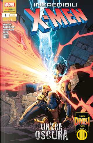 Gli Incredibili X-Men n. 349 by Ed Brisson, Kelly Thompson, Matthew Rosenberg