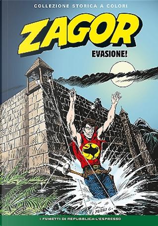 Zagor collezione storica a colori n. 175 by Diego Paolucci, Moreno Burattini