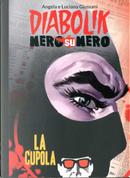 Diabolik - Nero su Nero #8 by Angela Giussani, Luciana Giussani, Marco Cortini, Mario Gomboli, Patricia Martinelli, Stefano Ferrario