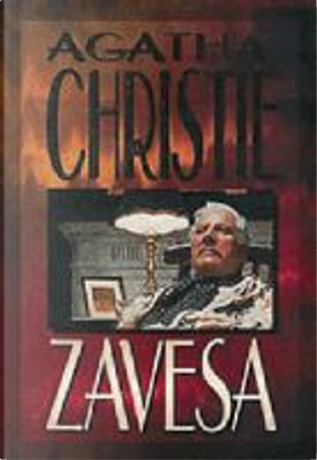 Zavesa by Agatha Christie